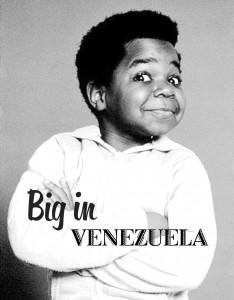 Gary Coleman Big in Venezuela
